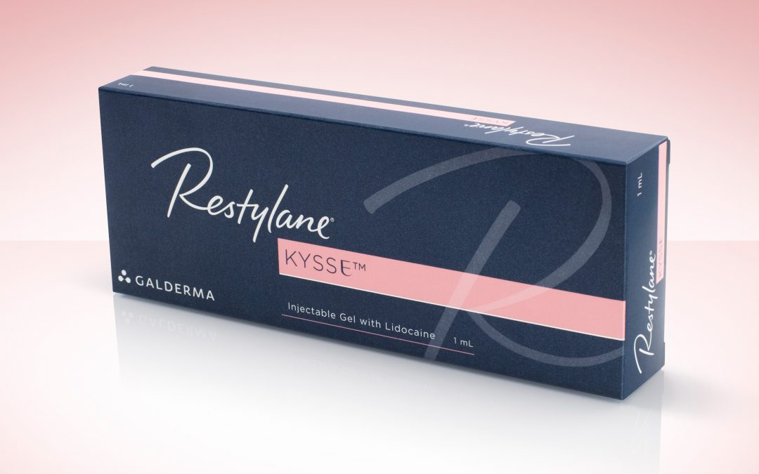 NEW RESTYLANE® KYSSE FOR LIPS & LIP LINES